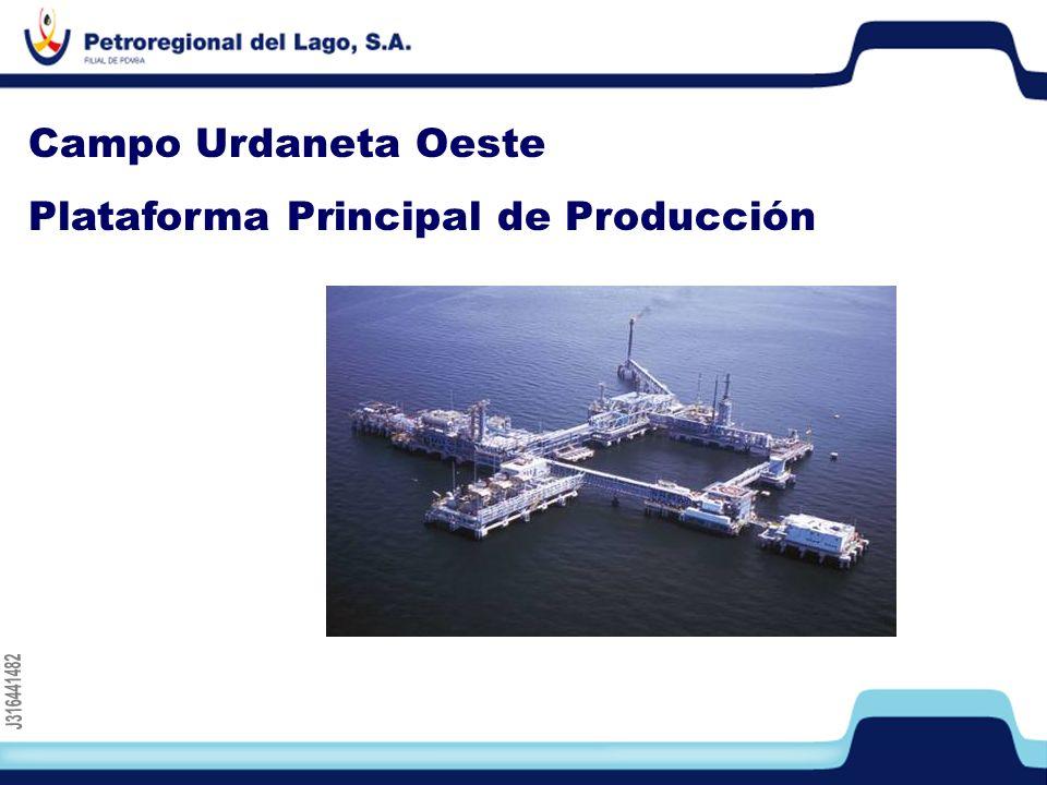 Campo Urdaneta Oeste Plataforma Principal de Producción
