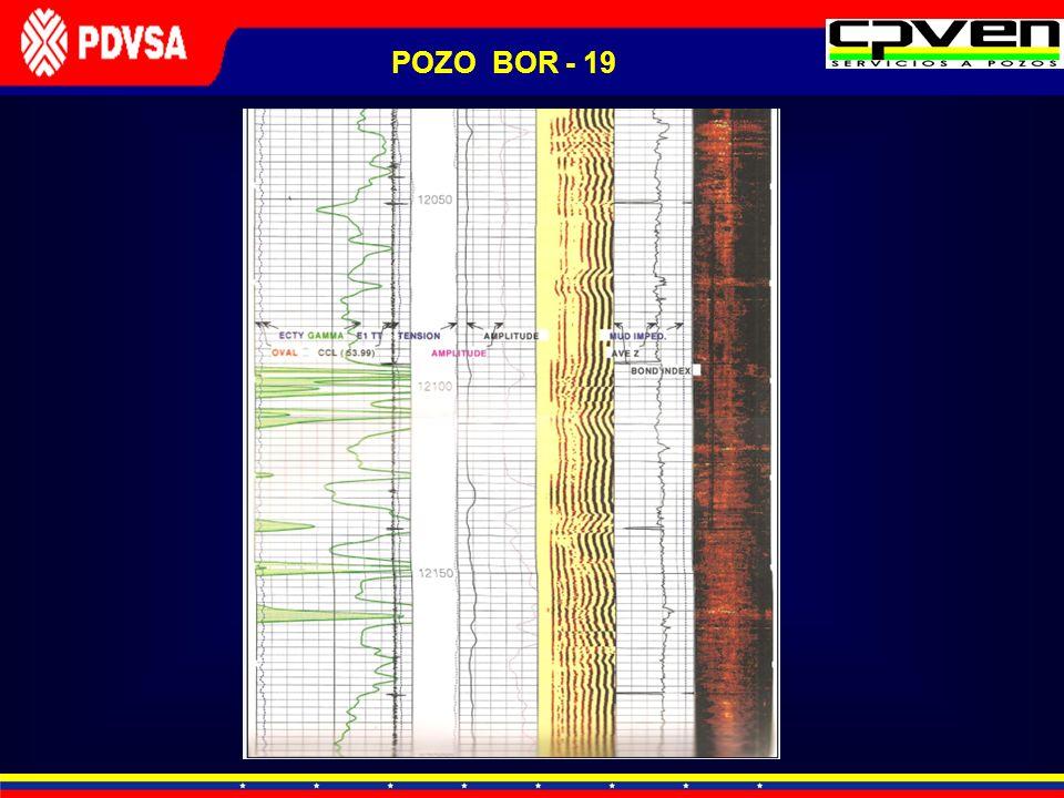 POZO BOR - 19
