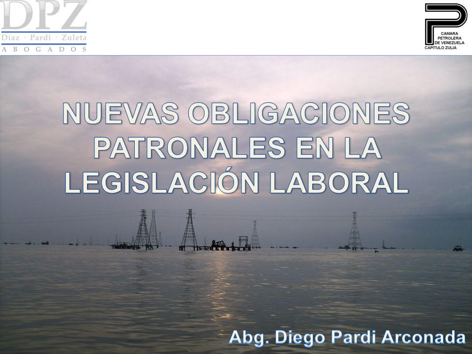 CONTENIDO 1.DECRETO CON RANGO, VALOR Y FUERZA DE LEY ORGÁNICA DE ESTABILIDAD EN EL TRABAJO.