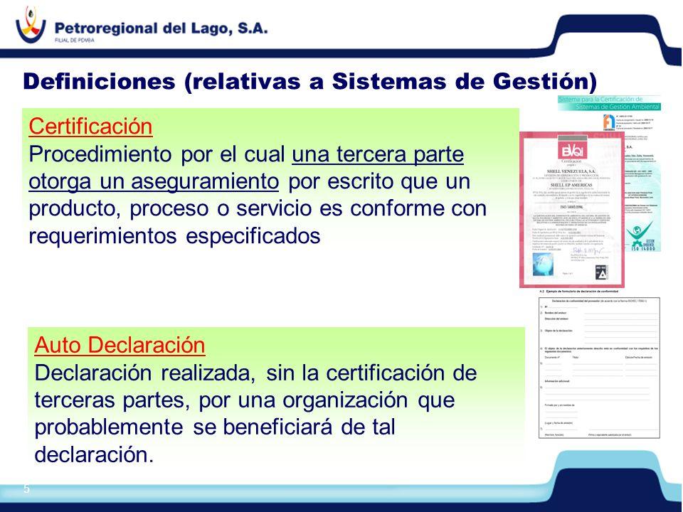 6 Descripción Proceso de Auto- Declaración ISO 14001 ¿LA CONTRATISTA ES CRÍTICA.