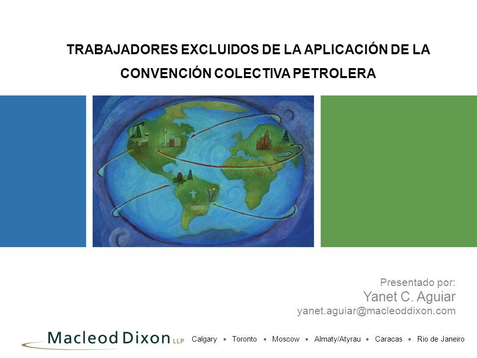 2 1.ASPECTOS GENERALES DE LA CCP 2.ANÁLISIS DE LA CLÁUSULA TERCERA DE LA CCT 3.TRABAJADORES EXCLUIDOS DEL ALCANCE DE LA CCP 3.1.ALCANCE DE LA DEFINICIÓN DE TRABAJADOR DE CONFIANZA 3.2.ALCANCE DE LA DEFINICIÓN DE EMPLEADO DE DIRECCIÓN 4.JURISPRUDENCIA DE INTERÉS 5.RECOMENDACIONES TEMARIO