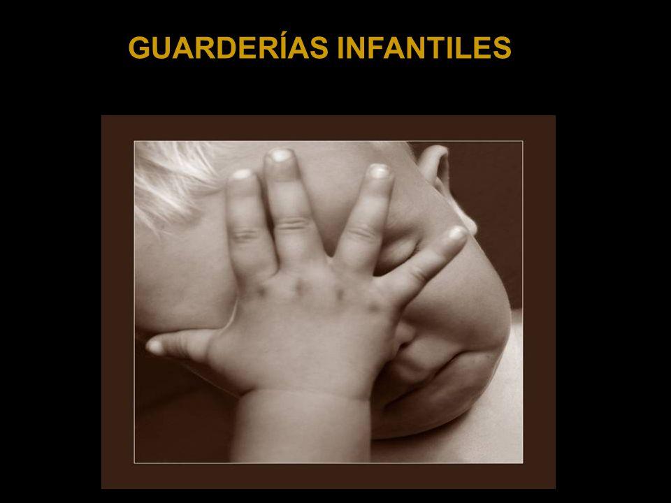 GUARDERÍAS INFANTILES