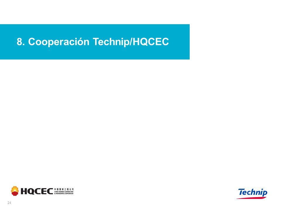 8. Cooperación Technip/HQCEC 24