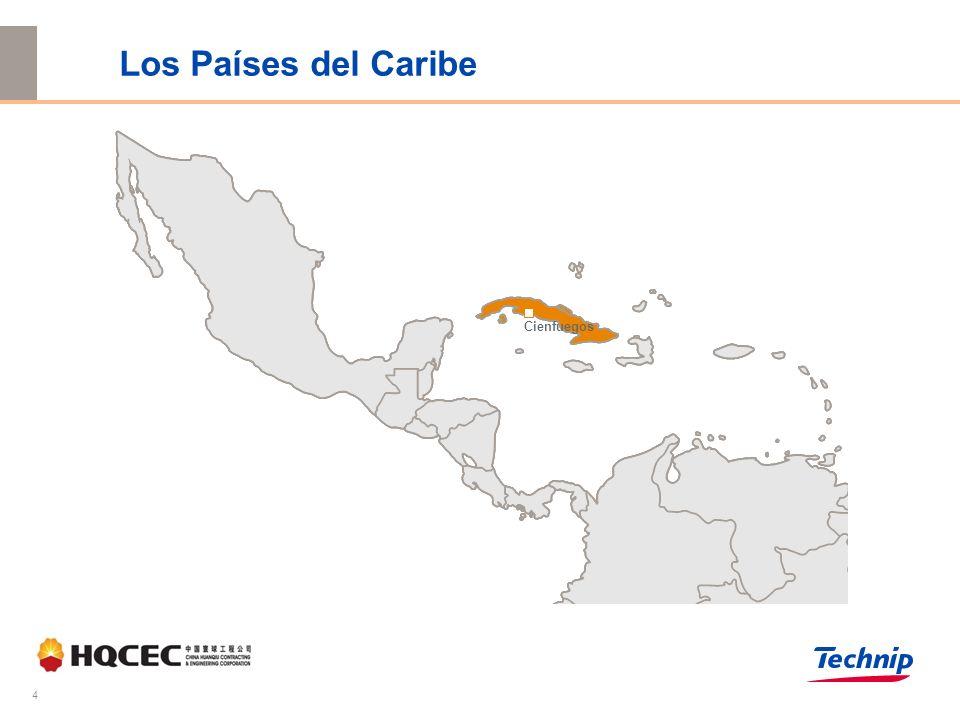 4 Los Países del Caribe Cienfuegos