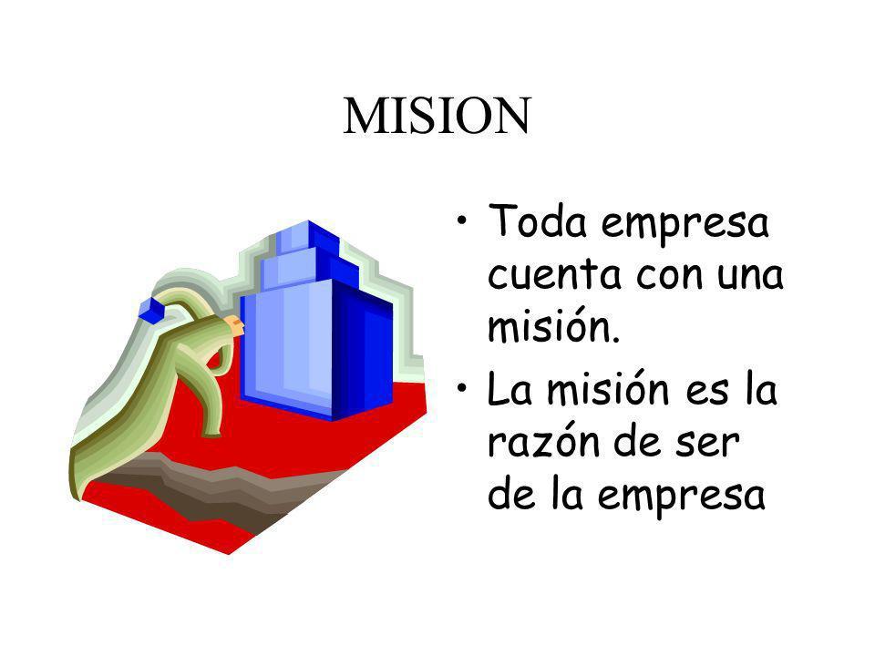 MISION A) Razón principal: Refleja la concepción de que son más que simples estructuras elevadas al rango de instituciones con personalidad y objetivos.