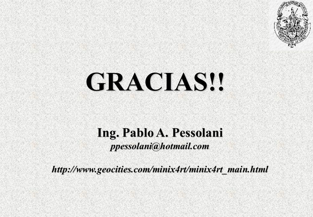 GRACIAS!.Ing. Pablo A.