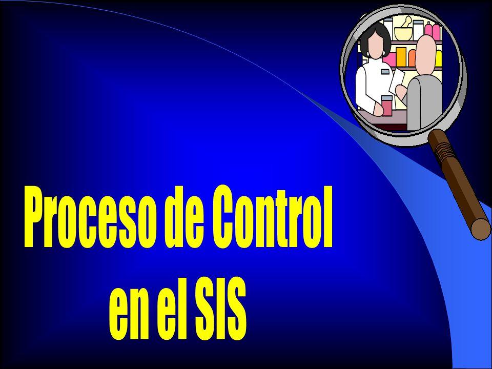 Sistema de Control de Calidad Monitoreo Supervisión Evaluación AUDITORIA Acreditación