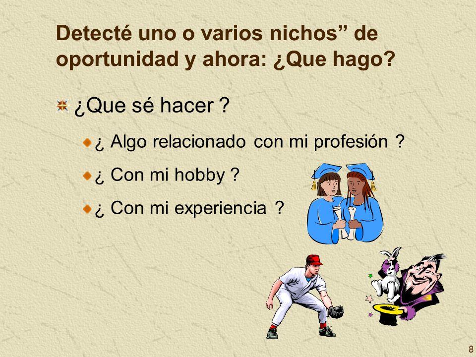 9 Profesión Formal : TemaConocimiento que se puede aplicar: Materias de Interés :1 2 3 4 5 Pasantías1 2 Proyectos:1 2 3 Hobby: Experiencias laborales1 2 3 4 5 Experiencias extra-laborales:1 2 3 4 5