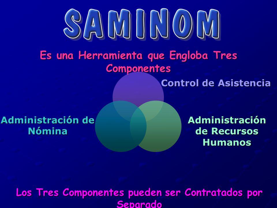 Es una Herramienta que Engloba Tres Componentes Control de Asistencia Administración de Nómina Administración de Recursos Humanos Los Tres Componentes pueden ser Contratados por Separado
