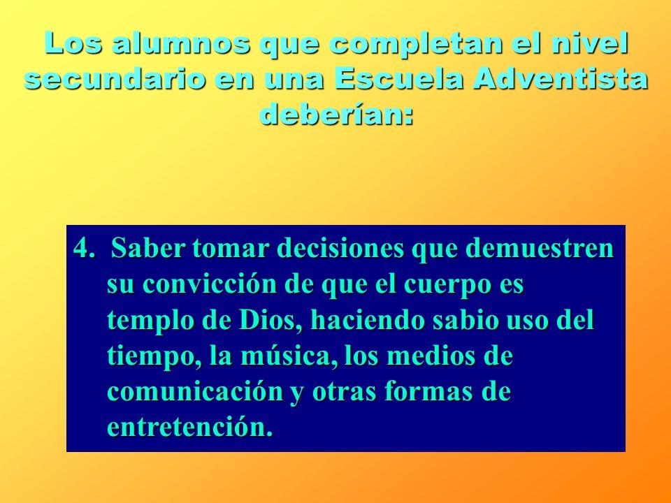 3. Dar evidencias de madurez y sensibilidad cristiana en el círculo familiar, en la elección de amistades, en la preparación para el matrimonio y en l