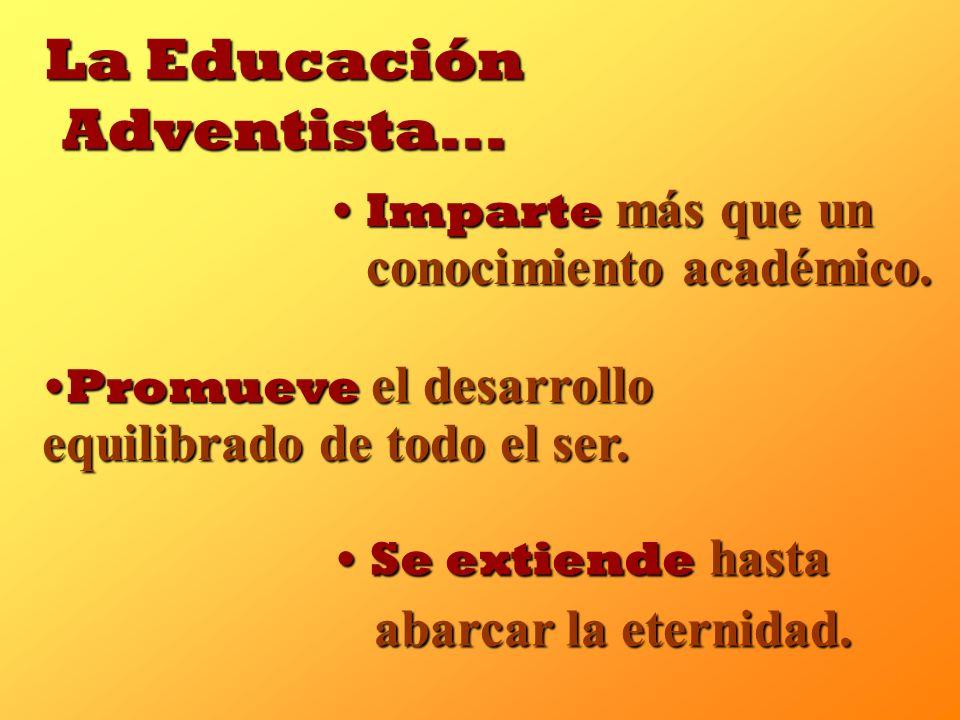 Imparte más que un conocimiento académico.Imparte más que un conocimiento académico.