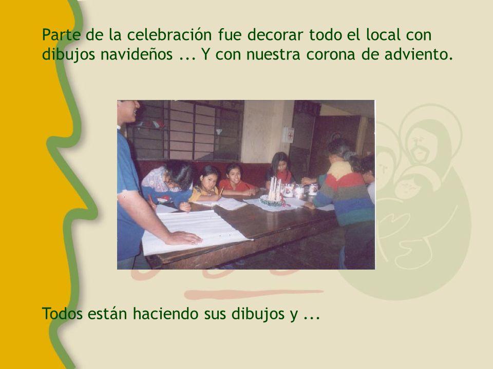 Celebración de Adviento 2002