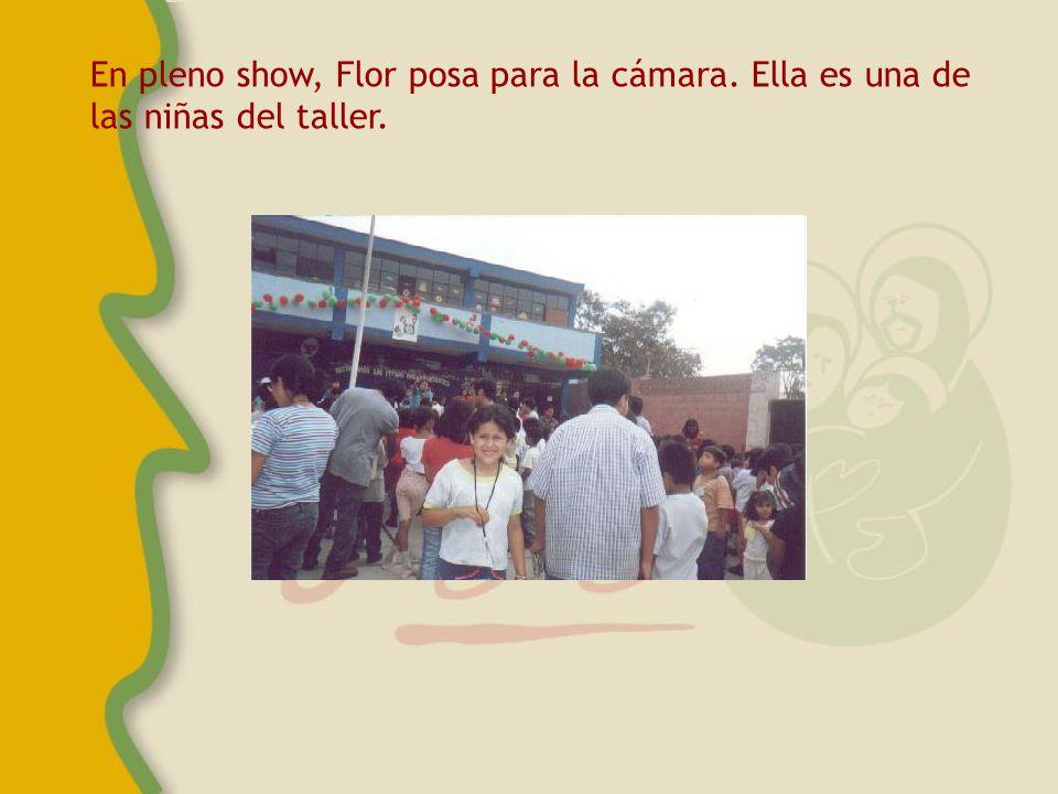 Esta campaña se realizó para los niños de Villa El Carmen en un colegio de la zona, que nos prestaron para la actividad.