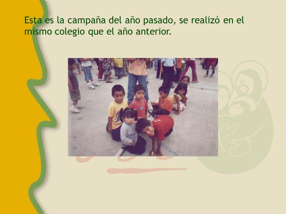 Campaña Navideña Navidad es Jesús 2003