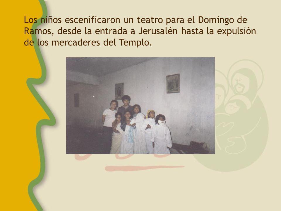 Teatro de Domingo de Ramos 2002