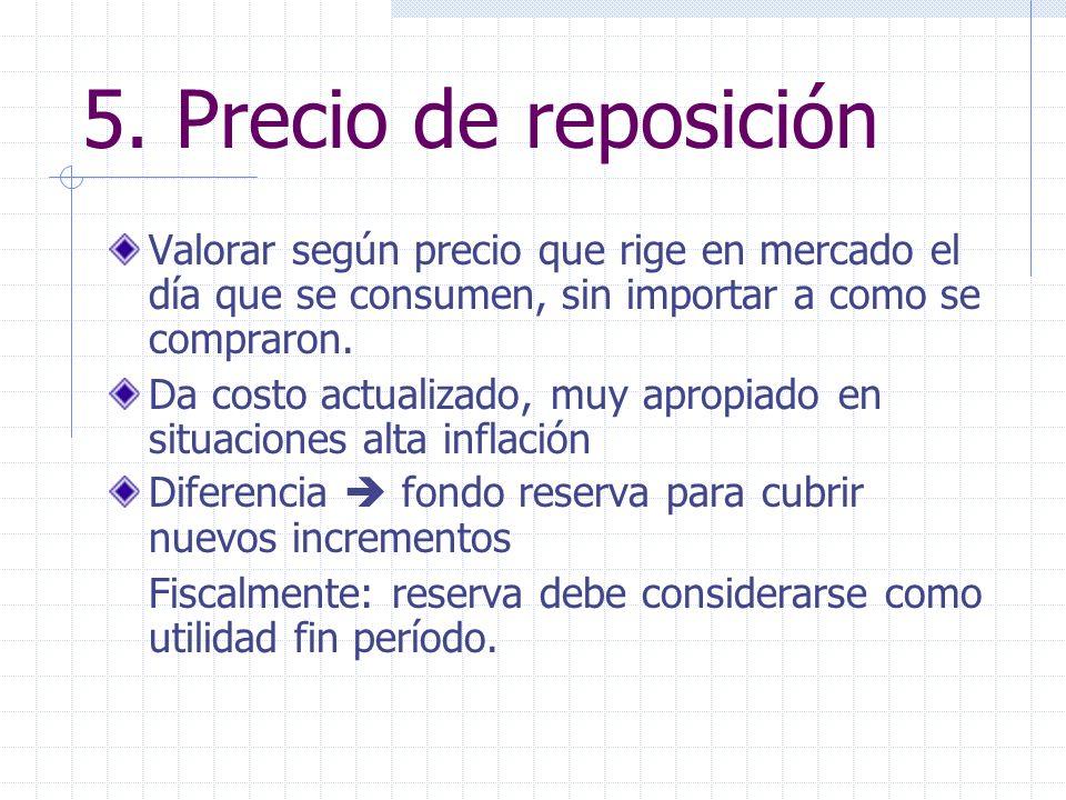 SISTEMA DE INVENTARIO PROMEDIO PONDERADO NOMBRE DEL PRODUCTO (MP o MT) PRESENTACION COMERCIAL PROVEEDOR FECHADETALLEENTRADASSALIDASSALDO CantidadVlr UnitarVlr totalCanti- dad Vlr UnitarVlr totalCanti- dad Vlr UnitarVlr total 12/31/99Saldo inic159620.00144300.00 05/19/99Compra509860.00493000.00659804.61637300.00 06/01/99Desp prd309804.61294138.30359804.62343161.70 06/15/99Compra209870.00197400.00559828.39540561.70 03/02/99Desp prd309828.39294851.7259828.40245710.00 RESUMEN VALOR DE LAS ENTRADAS: 690400.00 VALOR DE LAS SALIDAS (DESPACHO A PRODUCCION): 588990.00 VALOR DEL SALDO (EXISTENCIA): 245710.00