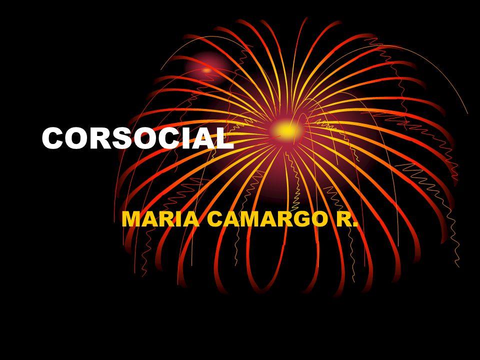 CORSOCIAL MARIA CAMARGO R.