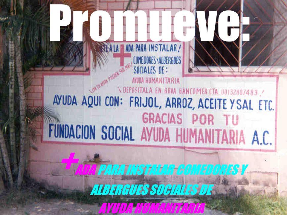+ FUNDACION SOCIAL AYUDA HUMANITARIA ASOCIACION CIVIL de Asistencia y Beneficencia Social sin Fines de Lucro