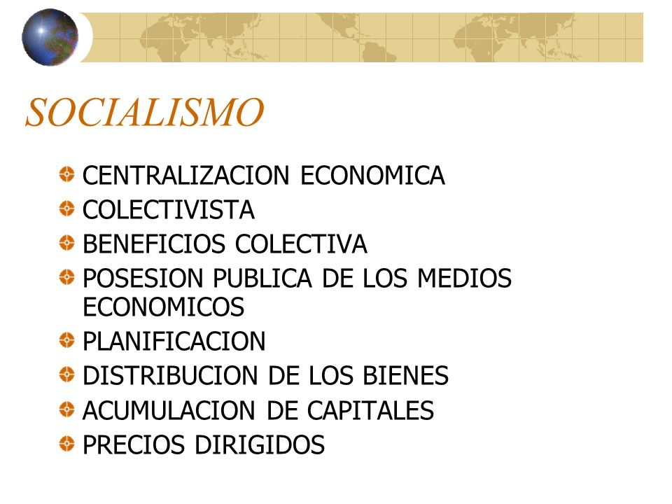 CAPITALISMO DESCENTRALIZACION ECONOMICA AUSENCIA DE LA PLANIFICACION ECONOMICA MANO INVISIBLE DE SMITH OFERTA Y DEMANDA PRECIO LIBRES PROPIEDAD PRIVAD