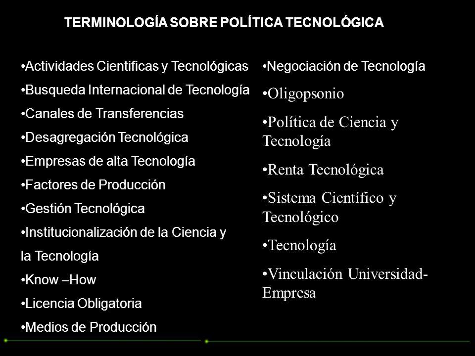 CARACTERÍSTICAS DE LA GESTIÓN TECNOLÓGICA La gestión tecnológica puede definirse como el Campo interdisciplinario que mezcla conocimientos de ingenier