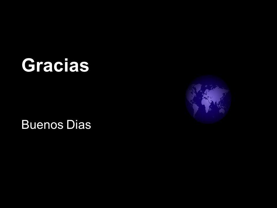 Gracias Buenos Dias