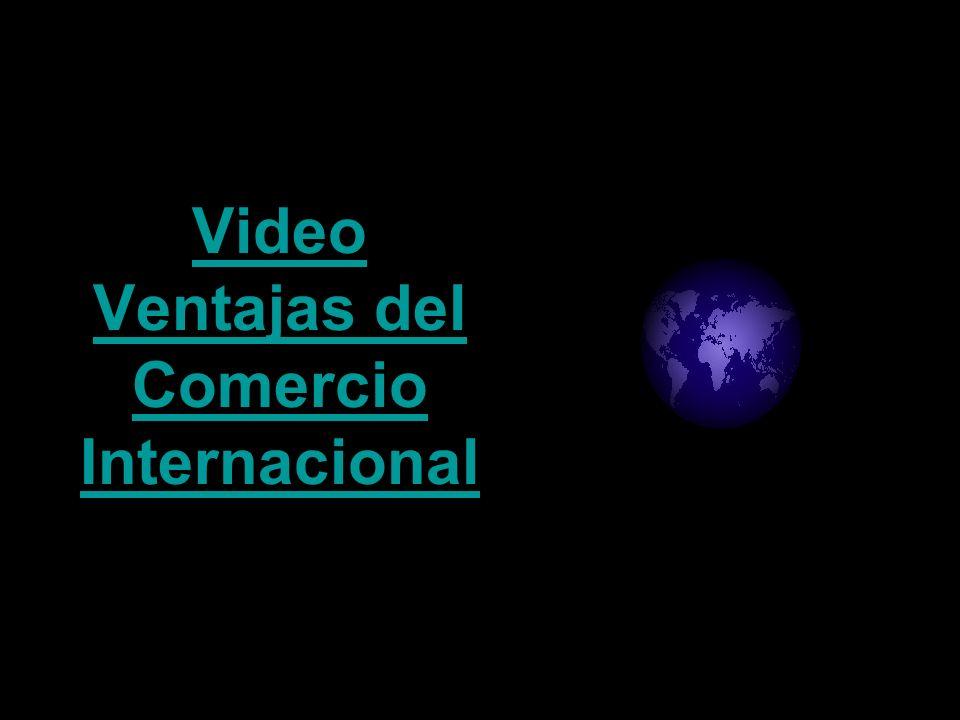 27 Política Comercial Internacional Instrumentos o medidas que utilizan los gobiernos para favorecer o limitar el intercambio de bienes y servicios de su pais con otro o con otros.