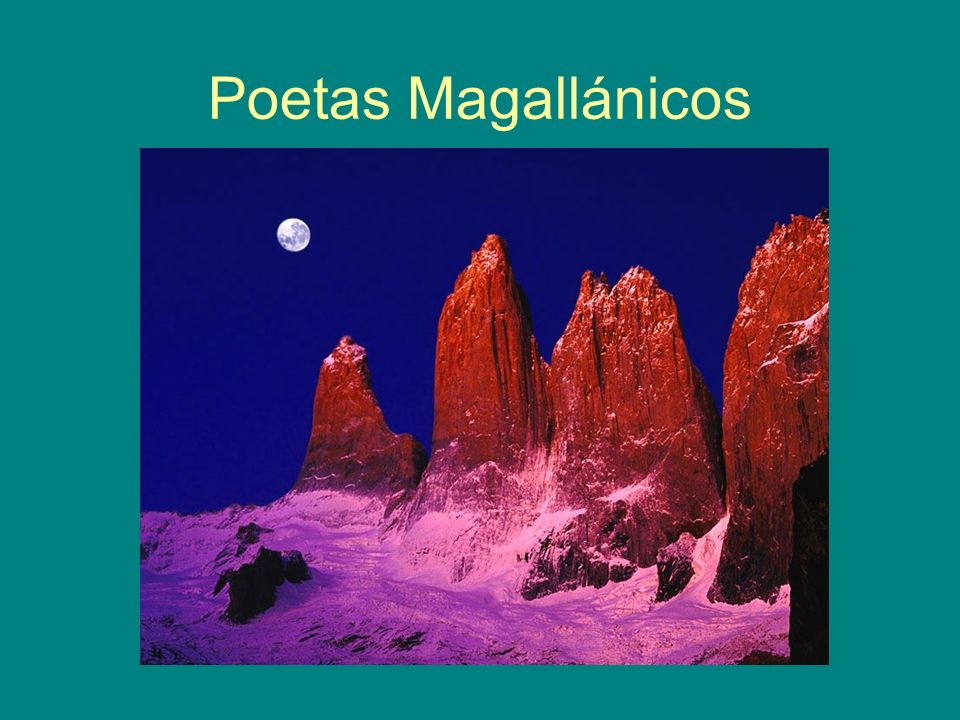 Poetas Magallánicos