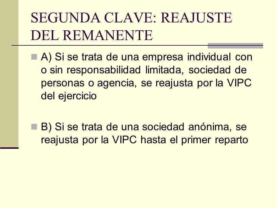SEGUNDA CLAVE: GRUPO A)