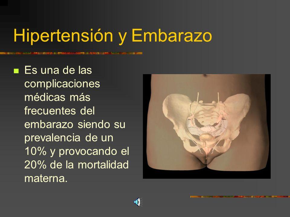 Hipertensión y Embarazo Dr. Hantz Ives Ortiz Ortiz