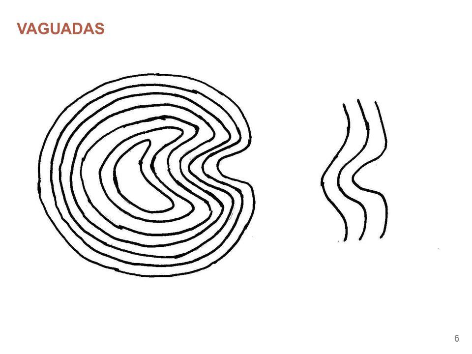 17 ERRORES MÁS FRECUENTES Desvío por piedras, vegetación o pendiente (se tiende a bajar o ir perpendicular) –Estar atento y compensar Error paralelo en elementos lineales (caminos, vaguadas, vallas, líneas eléctricas) –Lectura fina de mapa –Comprobar distancias y dimensiones Elementos similares –Lectura fina de mapa.