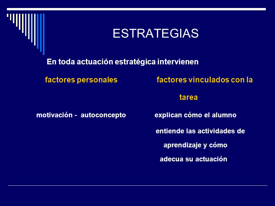 Categoría de Análisis: Uso de estrategias para lograr la comprensión lectora
