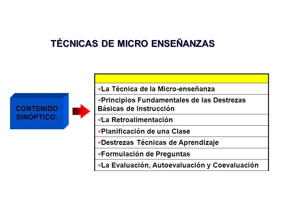 DESTREZAS DE CIERRE O CLAUSURA Comprende la fase de integración de toda la actividad de clase.