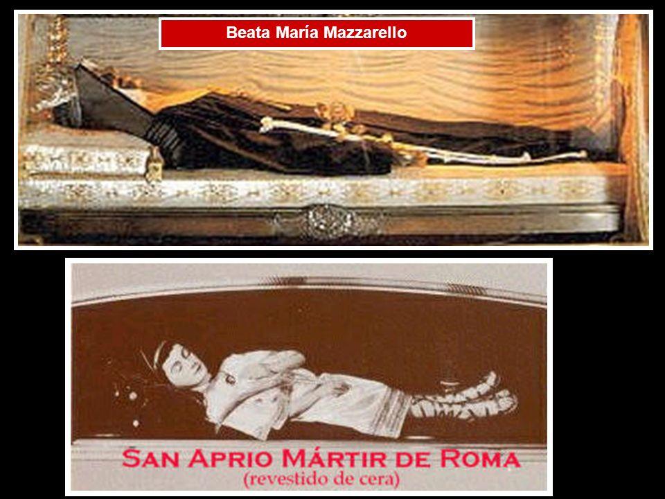 Beata María Mazzarello