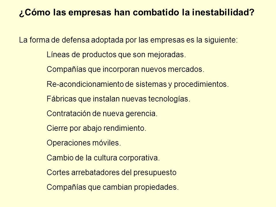 RCM y la mantenibilidad.