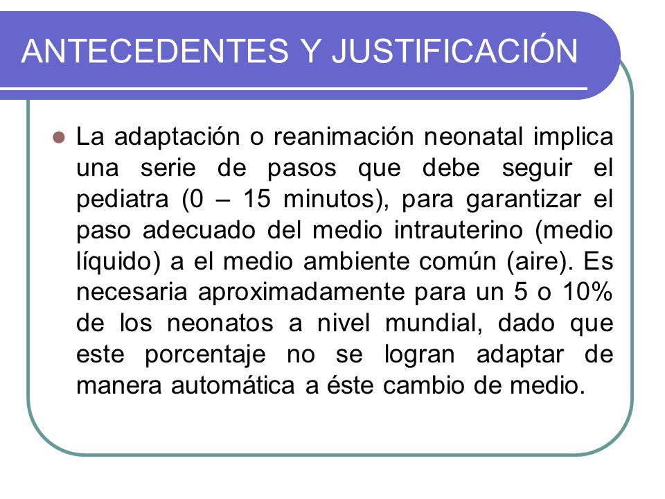 ANTECEDENTES Y JUSTIFICACIÓN AñoTítulo/AutorTipo de Aplicación Publicación 2001 Tunez, S., Aguila, I.
