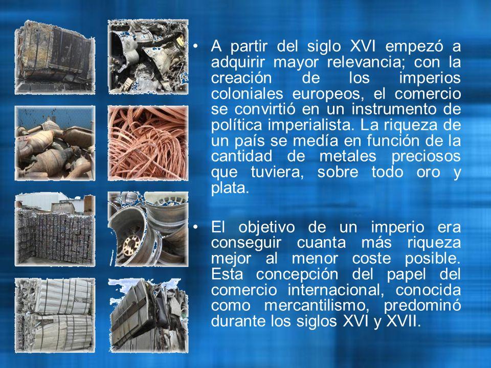 TEORIA DEL EQUILIBRIO Y EL COMERCIO INTERNACIONAL