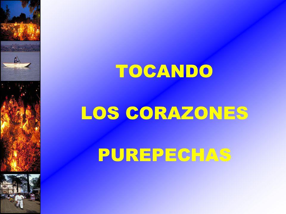 TOCANDO LOS CORAZONES PUREPECHAS
