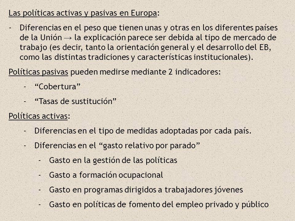 Texto 2:Prestaciones por desempleo y búsqueda de empleo por Inmaculada García y Luís Toharia Objetivo del estudio: Ver si las prestaciones al desempleo suponen un desincentivo a la hora de buscar empleo.