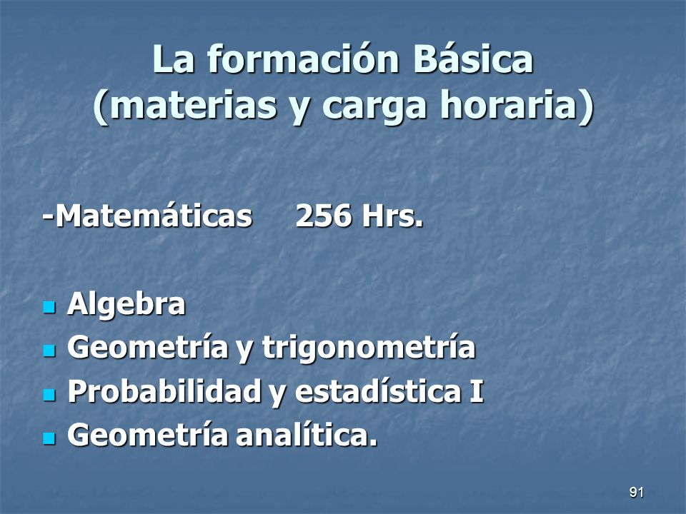 92 -Ciencias naturales 384 Hrs.