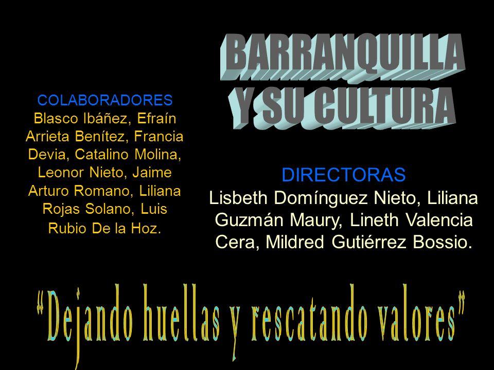 DIRECTORAS Lisbeth Domínguez Nieto, Liliana Guzmán Maury, Lineth Valencia Cera, Mildred Gutiérrez Bossio.