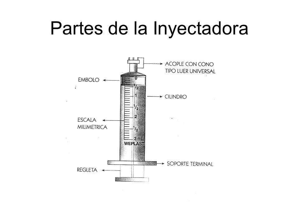 Técnicas para disminuir el dolor en las inyecciones Aspirar para evitar puncionar un vaso.