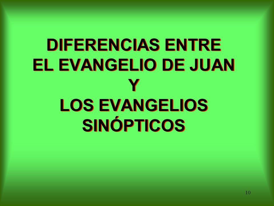 9 Una piedra miliaria Jn 20, 30-31: Jesús realizó en presencia de los discípulos otras muchas señales que no están en este libro. Éstas han sido escri