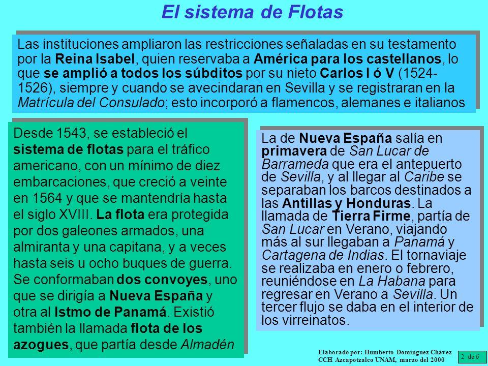 Las instituciones ampliaron las restricciones señaladas en su testamento por la Reina Isabel, quien reservaba a América para los castellanos, lo que s