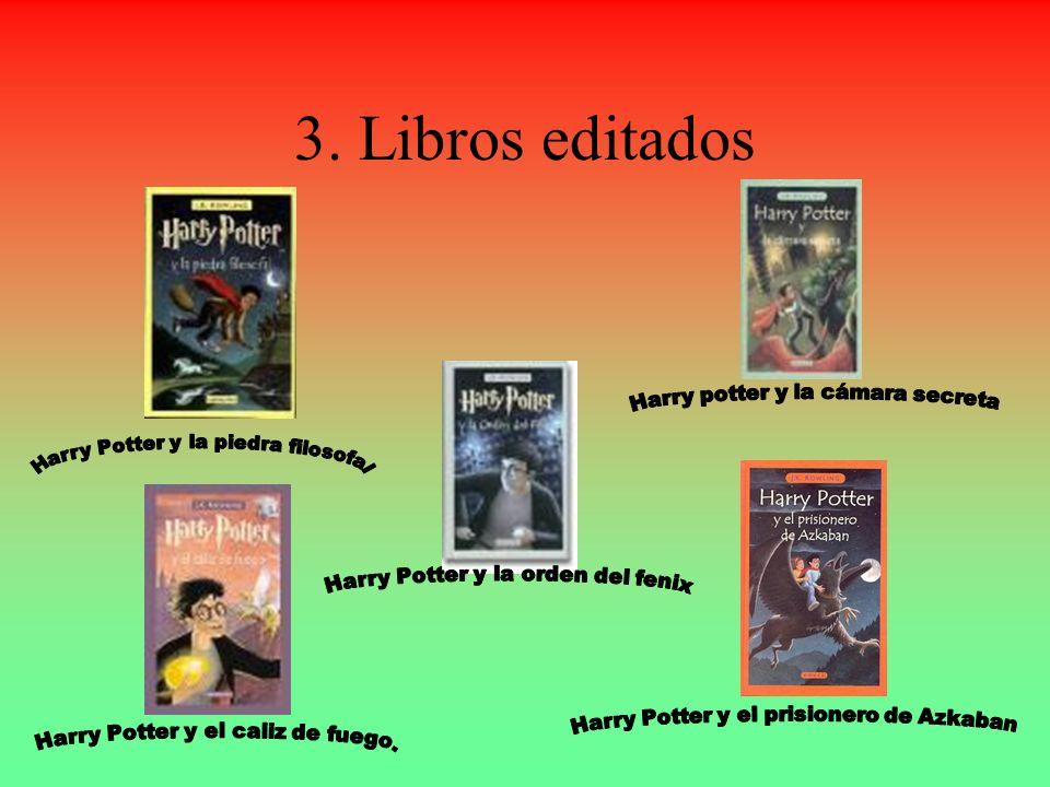4.Artículo sobre el libro de Harry Potter y La Piedra Filosofal.