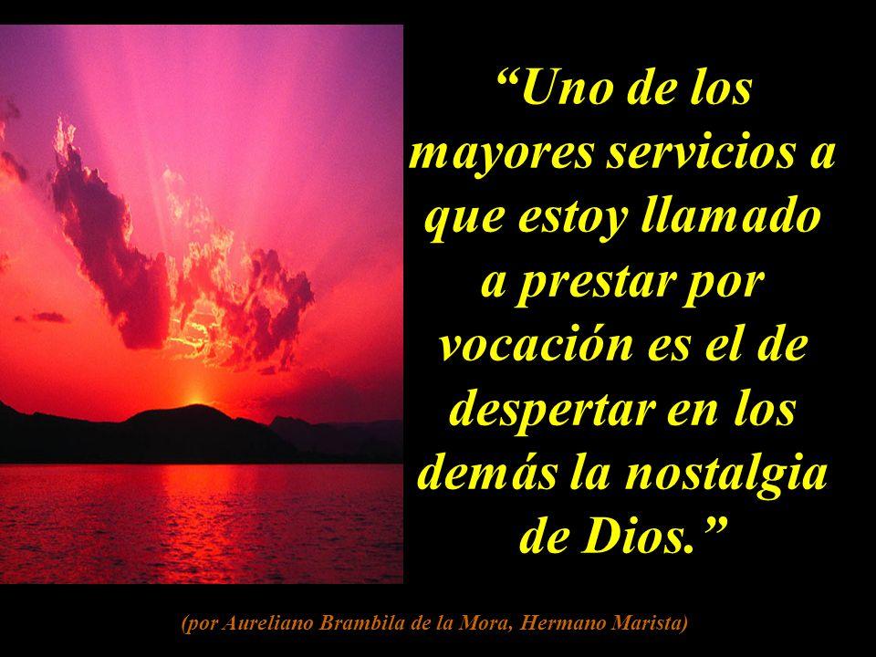 Si es cierto que Dios existe y que se hizo uno de nosotros, pues entonces nada ni nadie habrá jamás más grande que Jesucristo.