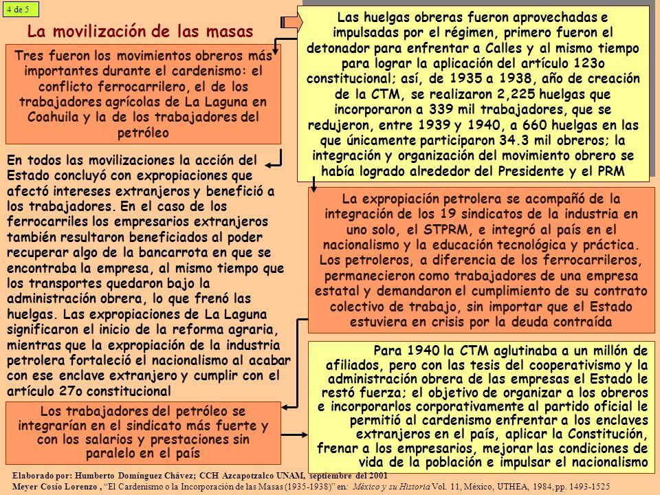 El nacionalismo y la política exterior En 1936 el ejército español bajo el mando del general Francisco Franco se insurreccionó contra la República Española y México apoyó al gobierno legítimo en una acción antifascista Para 1935 los EUA bajo la presidencia de Franklin D.