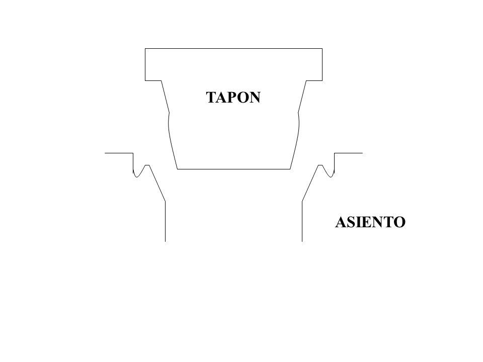 ASIENTO TAPON