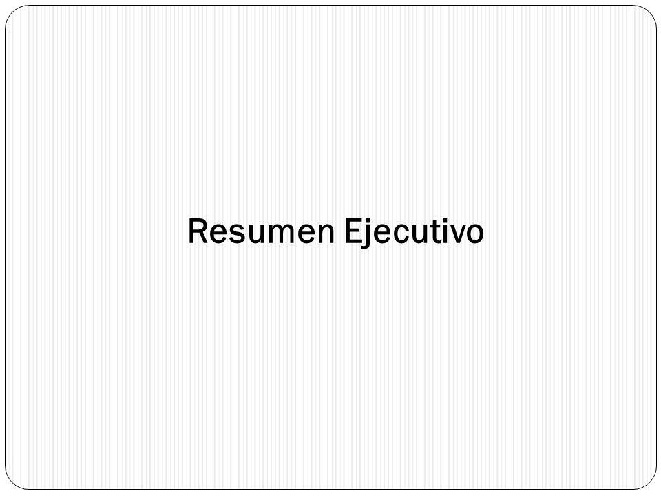 Resumen Ejecutivo