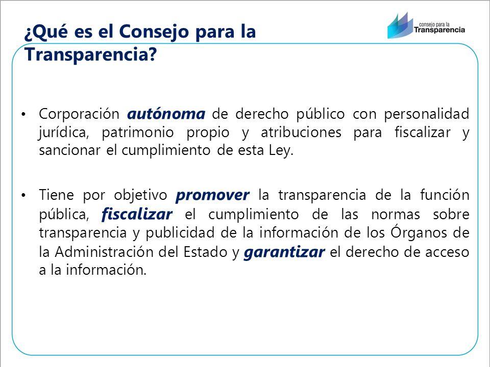 Corporación autónoma de derecho público con personalidad jurídica, patrimonio propio y atribuciones para fiscalizar y sancionar el cumplimiento de esta Ley.