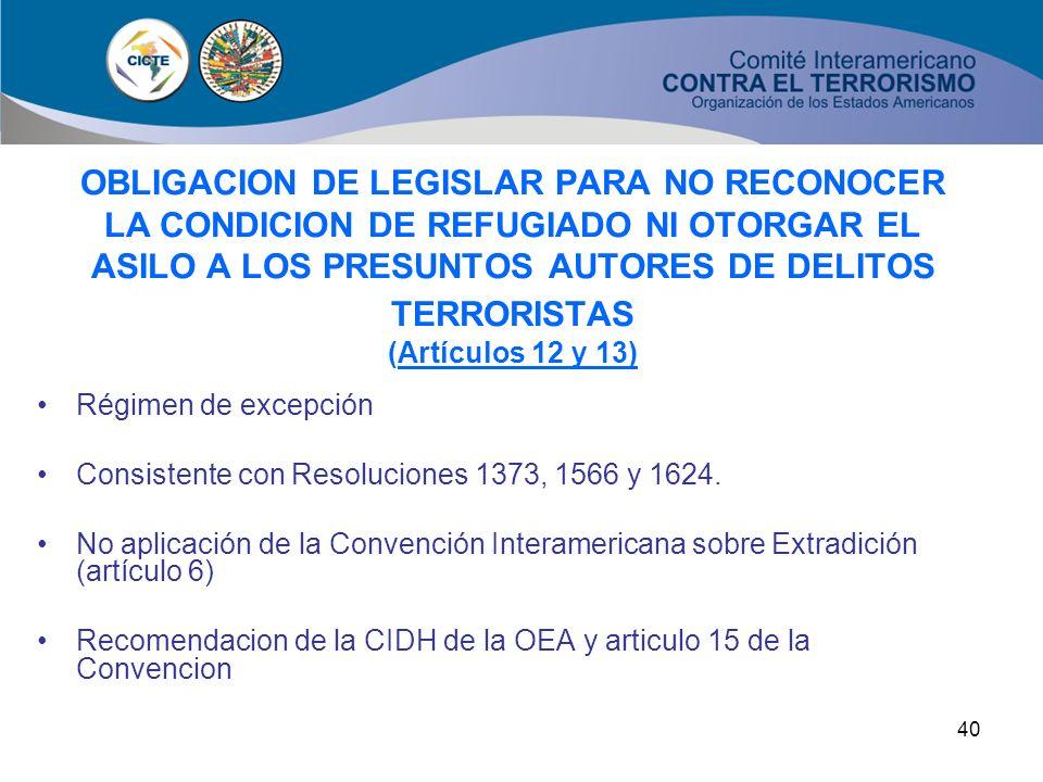 39 PRINCIPIOS QUE LOS ESTADOS DEBEN INCLUIR EN SU LEGISLACION SOBRE EXTRADICION El principio aut dedere aut judicare (extraditar o procesar) de acuerd